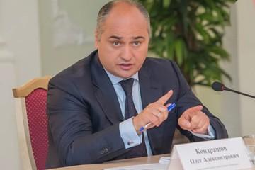 ФНС отсудила у Олега Кондрашова более 600 тысяч рублей