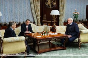 Александр Лукашенко - Сергею Лаврову: Время показало, что нам никуда не деться от очень тесных и дружеских отношений