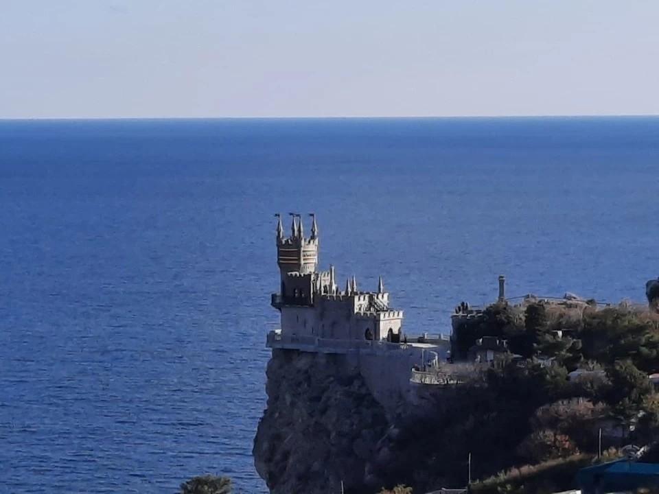 Для посещения замок «Ласточкино гнездо» откроют в начале 2021 года.