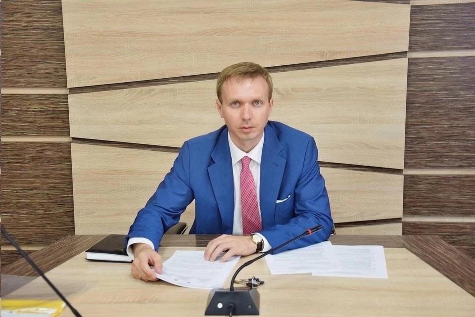 Против бывшего чиновника возбуждено уголовное дело. Фото: Кирилл Вавренюк/VK
