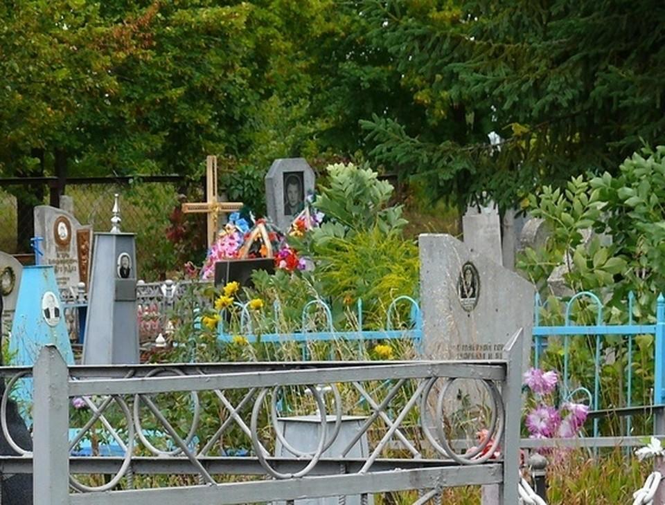 Сейчас кладбища приводят в порядок