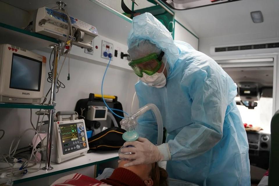 В ковидном госпитале Самары стали быстрее госпитализировать пациентов:  последние новости коронавируса в Самарской области к этому часу