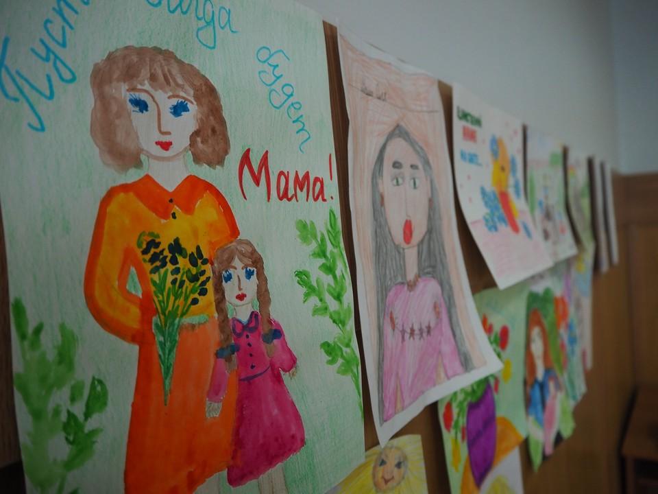 Белгородские росгвардейцы поддержали ведомственную акцию  «Спасибо, мама!»