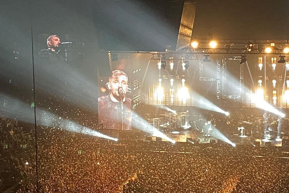 Баста собрал два аншлаговых концерта в Петербурге в разгар пандемии