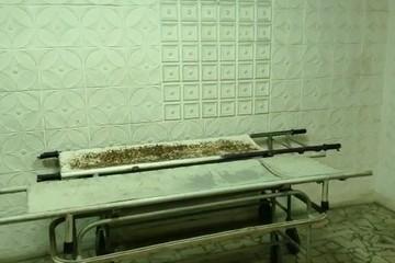 В горздраве Челябинска прокомментировали кадры с черными мешками в траурном зале морга