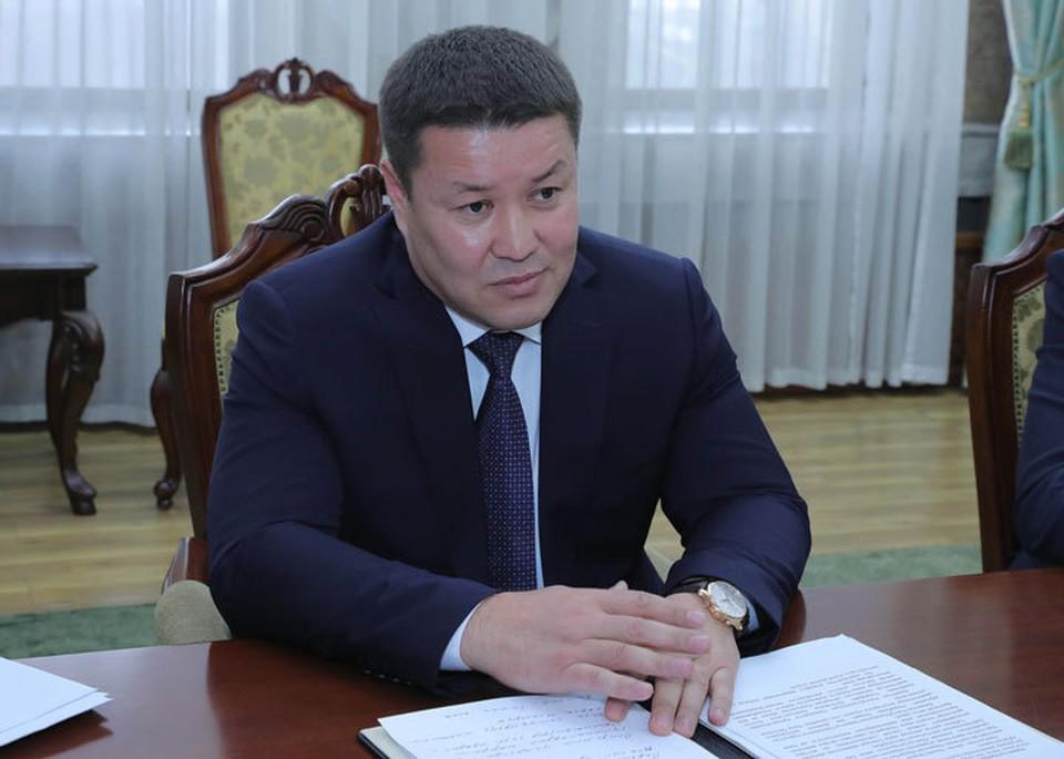 Талант Мамытов направил обращение в связи с Международным днем инвалидов.