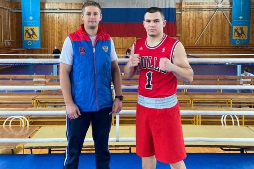 Даниил Леонов из Рыбинска стал победителем юношеского первенства Европы по боксу