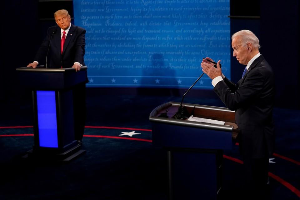 Байден надеется, что Трамп придет на его инаугурацию