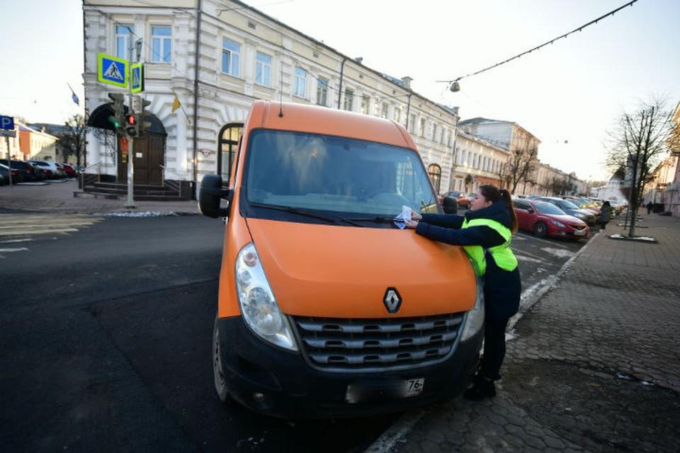Рейд прошел по улицам Нахимсона и Андропова