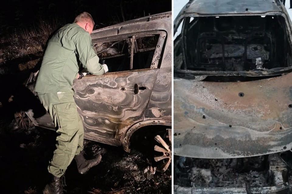 В Волоколамске задержали подозреваемых в тройном убийстве. Фото: ГСУ СК по Московской области.