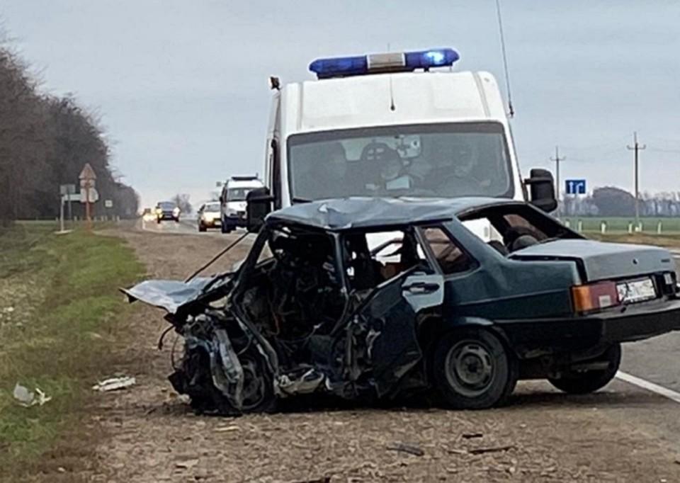 Видео ДТП с 5 погибшими в Краснодарском крае 5 декабря 2020: виновником мог стать 22-летний полицейский