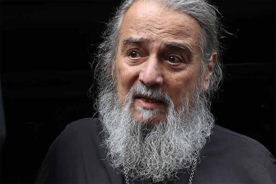 Священник Михаил Ардов.