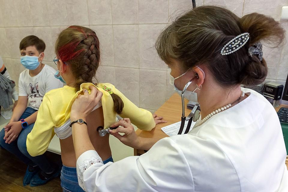 Врачей-педиатров предложили обязать контролировать неблагополучные семьи с детьми