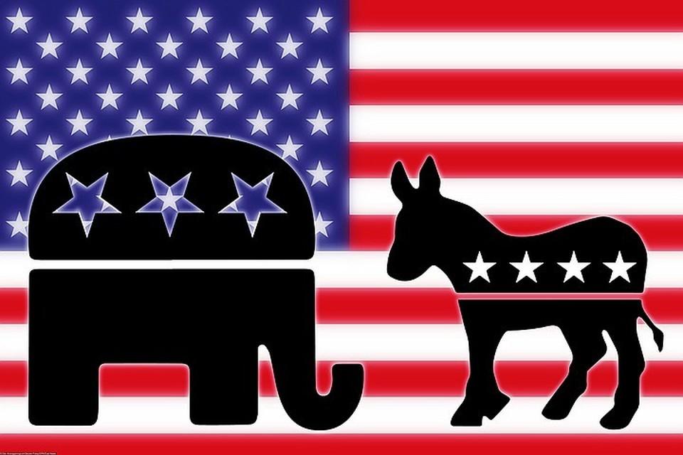 Весь смысл американской политики заключается в вечном противостоянии