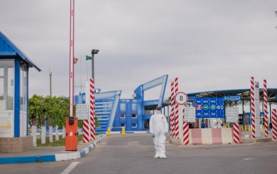 Румыния окончательно закрылась от Молдовы. Фото: border.gov.md