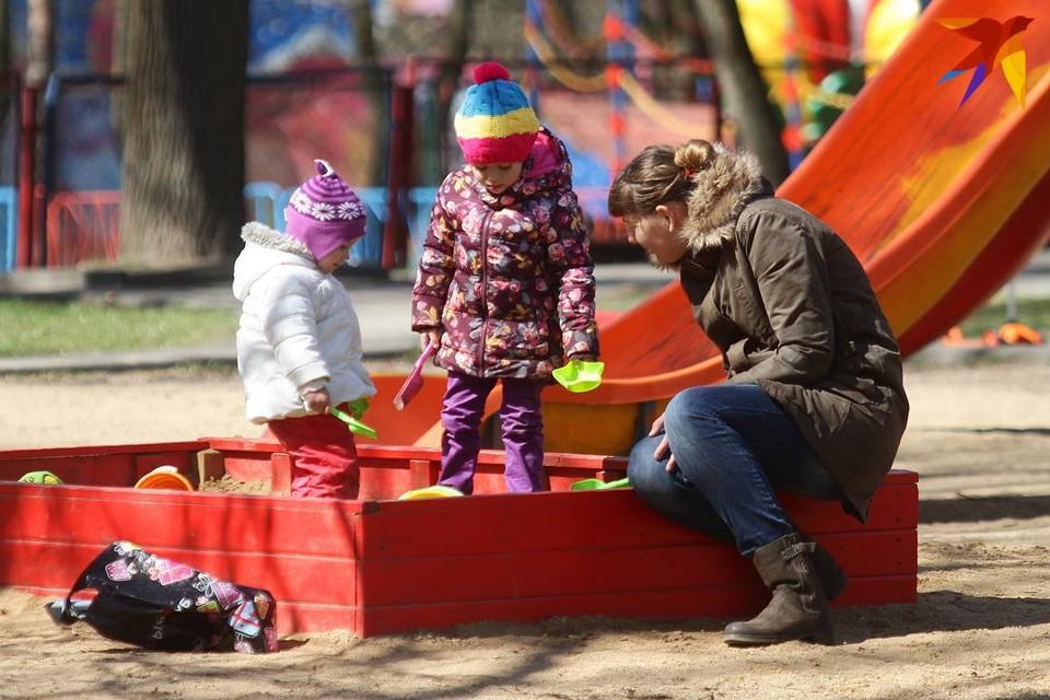 Детские сады в Минске будут открывать прямо в жилых домах районов-новостроек.