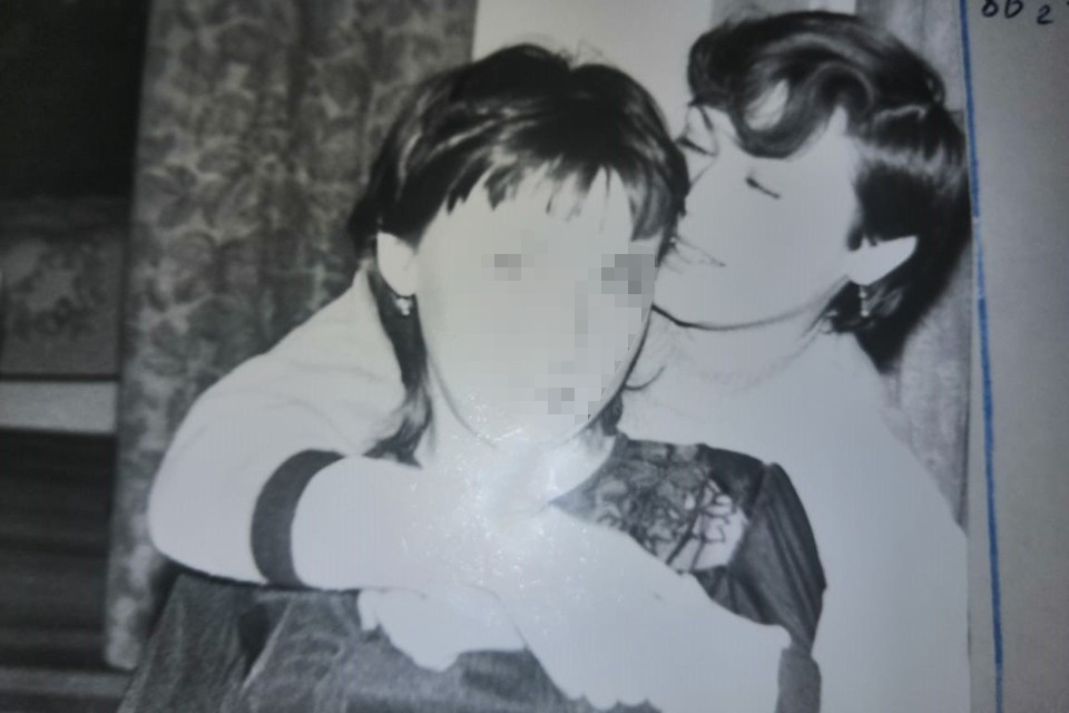Нина и Лариса