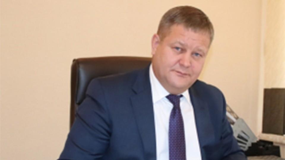 Алексей Маслов, глава Верхнебуриинского района