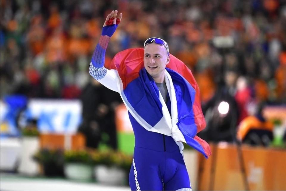 Павел Кулижников может стать спортсменом года. Фото: GLOBAL LOOK PRESS