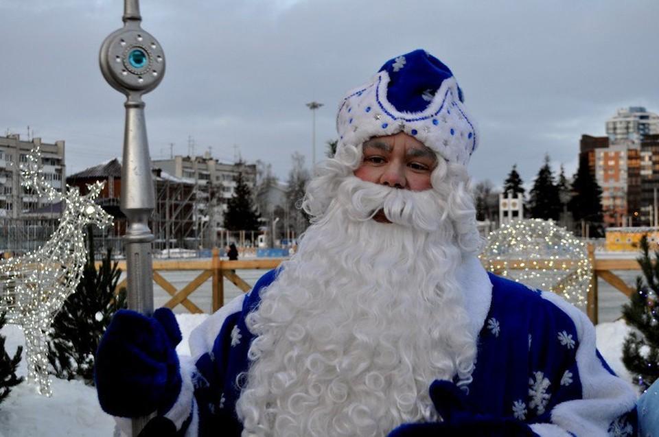 Главный самарский Дед Мороз рассказал, как создать новогоднее настроение