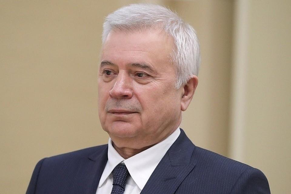 По данным Forbes, Вагит Алекперов потерял за год почти 5 миллиардов долларов. Фото: Михаил Климентьев/пресс-служба президента РФ/ТАСС
