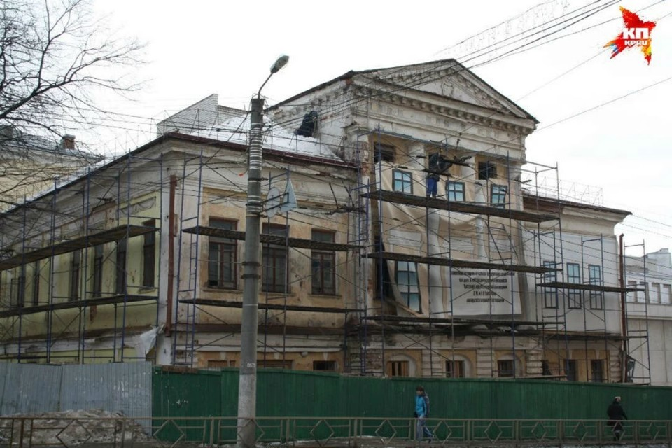 Будущий подрядчик должен будет разработать ПСД на проведение работ по сохранению объекта культурного наследия. Фото: Сергей ШИСТАРЕВ
