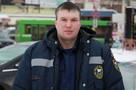 Иркутянин, который на лету поймал выпавшую с 14 этажа девушку, получил медаль МЧС России