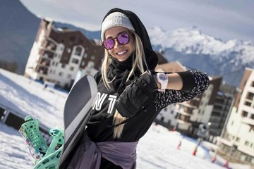 Освоить горнолыжные трюки и устроить вечеринку в бикини посреди зимы