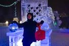 В Новосибирске открылся ледовый городок: показываем, как он выглядит, и будет ли работать в новогоднюю ночь