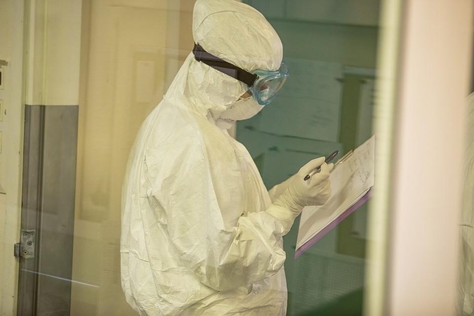 В республиканских инфекционных стационарах с COVID-19 и подозрением на него сейчас находится 921 пациент.