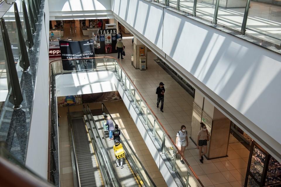 В торговые центры в обычном режиме можно будет ходить со 2 января