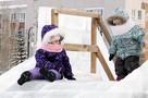 Правила безопасных прогулок: как уберечь кожу ребенка от мороза