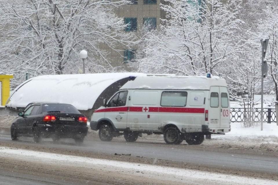 В новогоднюю ночь 20 человек пострадали от морозов в Кузбассе