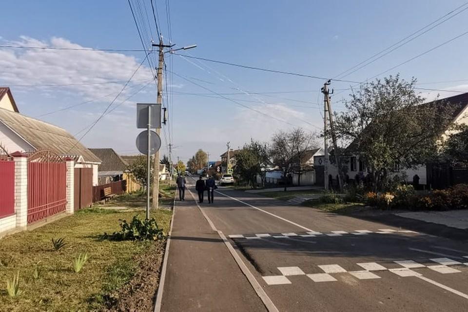 Фото: пресс-служба Управления автомобильных дорог Брянской области.