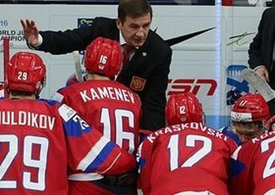 Стал известен соперник сборной России по полуфиналу МЧМ-2020