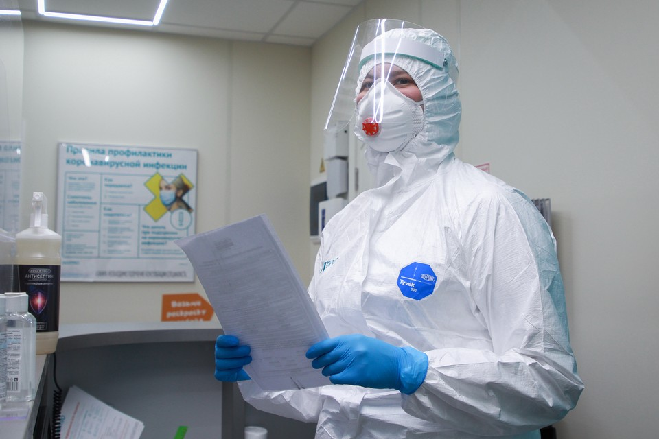 Охват ПЦР-тестированием в Коми превышает общероссийский норматив в три раза.