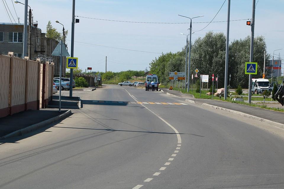 Фото: пресс-служба Управления автомобильных дорог.