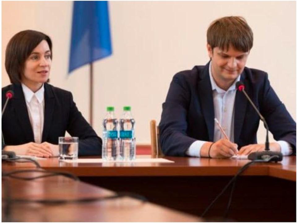Генеральный секретарь аппарата Майи Санду: А кто он есть? Простой  молдавский миллионер с состоянием из офшоров