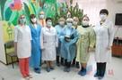 Президент организации «Справедливая помощь Доктора Лизы» Ольга Демичева навестила детей в больнице Луганска