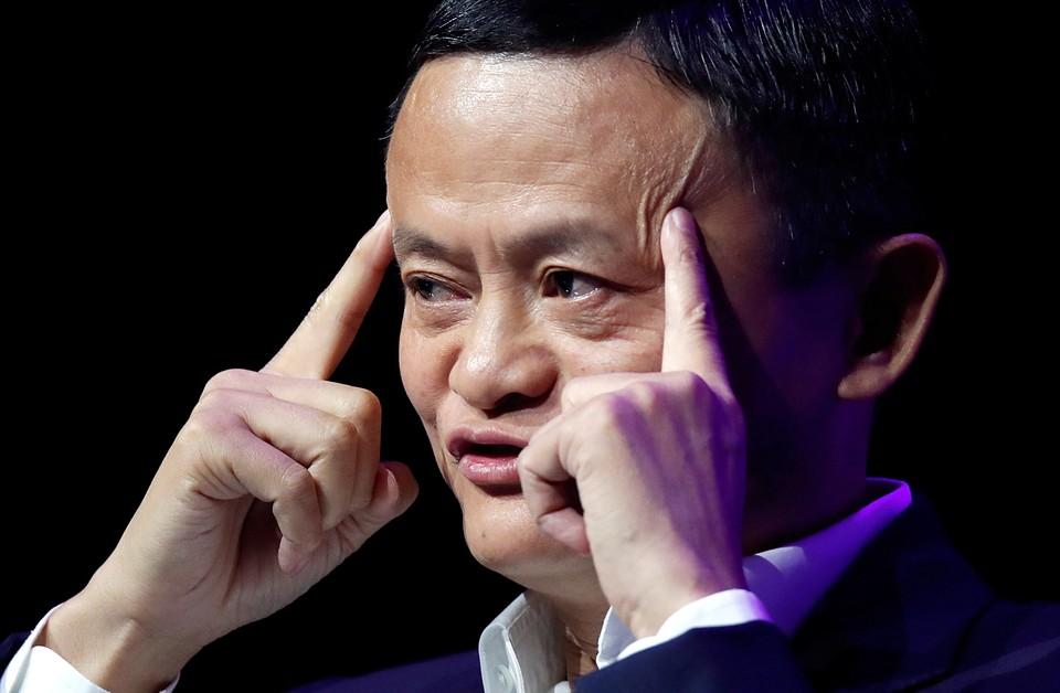 Основатель онлайн-ритейлера Alibaba Джек Ма