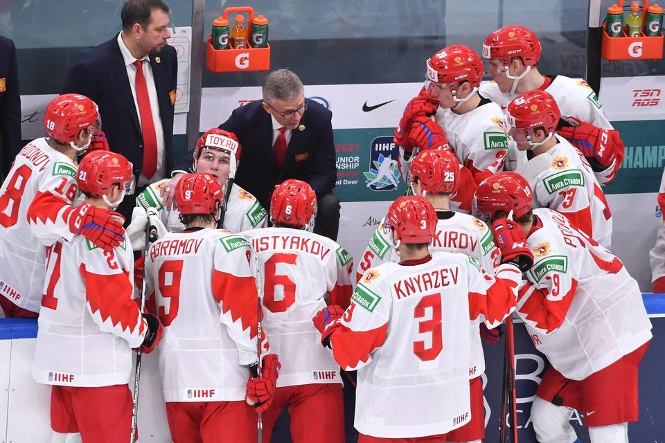 Россия проиграла Финляндии на МЧМ-2021 в матче за 3-е место со счетом 1:4.