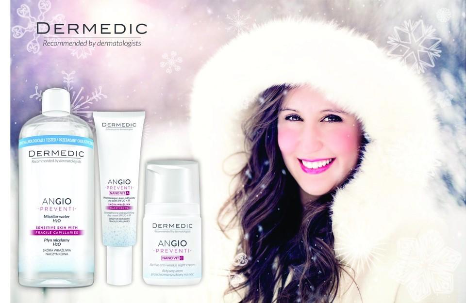 Dermedic - бережный уход за кожей и волосами в зимний период