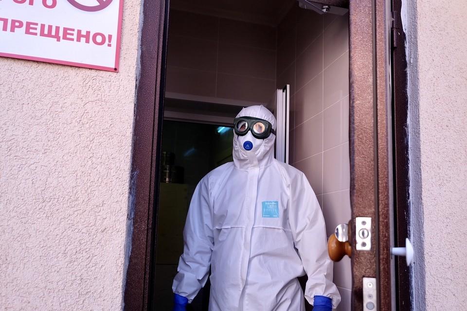 Врачи делают все возможное, чтобы побороть болезнь. Фото: минздрав НСО.