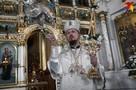 Православные в Беларуси празднуют Рождество: фоторепортаж с богослужения в Свято-Духовом кафедральном соборе [фото]