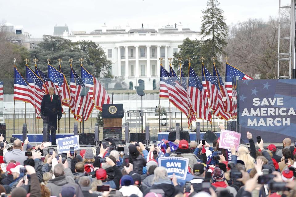 Мэр Вашингтона объявила о продлении режима ЧС на 15 дней.