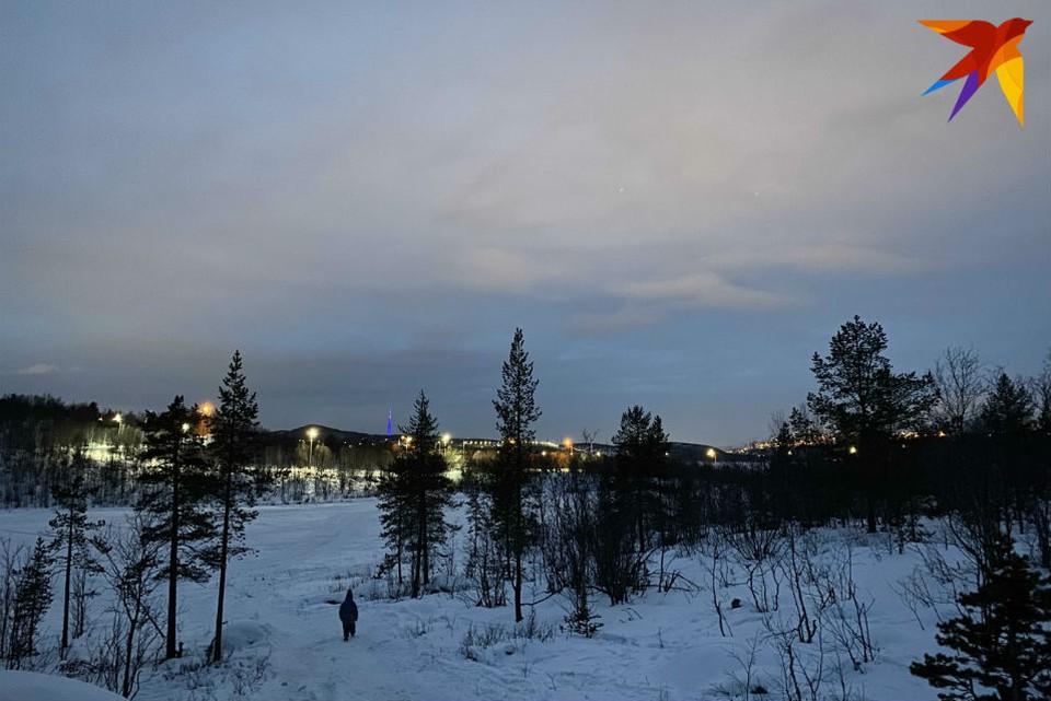 """До КП-2 """"Снежинка"""" с 13 января можно будет доехать на автобусе."""