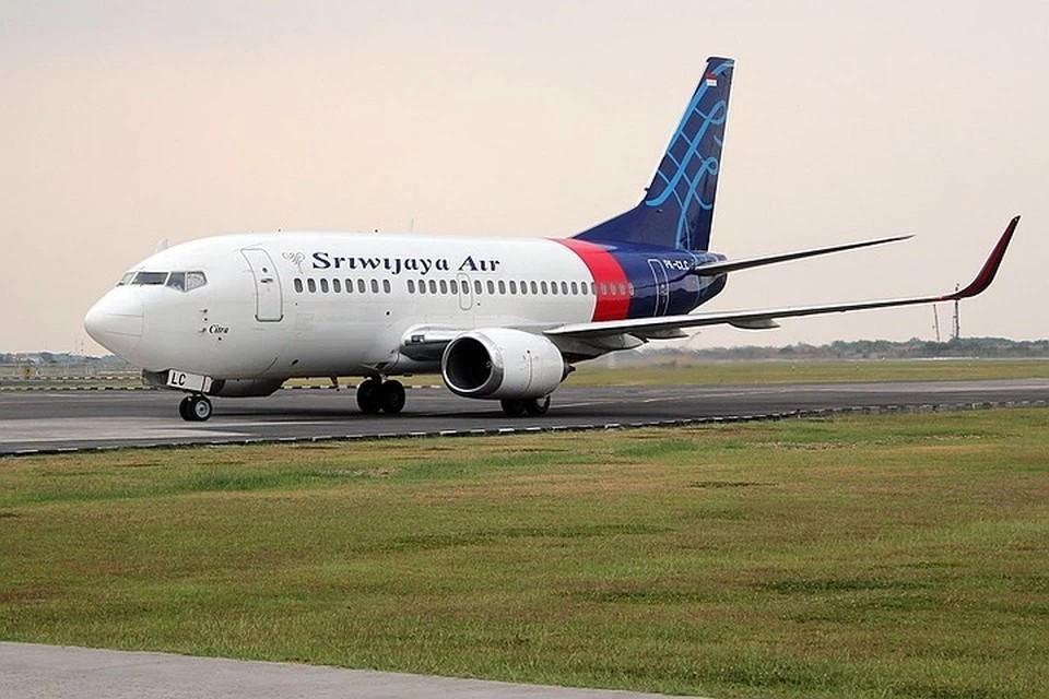 Причина крушения Boeing в Индонезии: самолет проходил через грозовой фронт. Фото: EPA/ТАСС