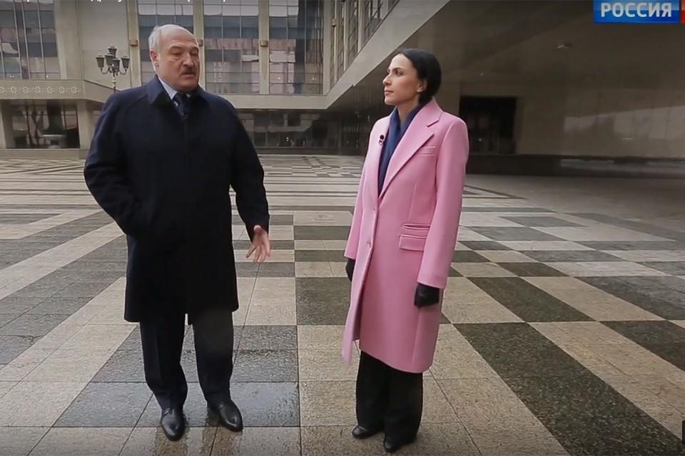Стоп-кадр эфира Россия-1