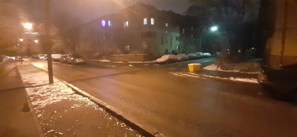 ДТП случилось на улице Банковской.