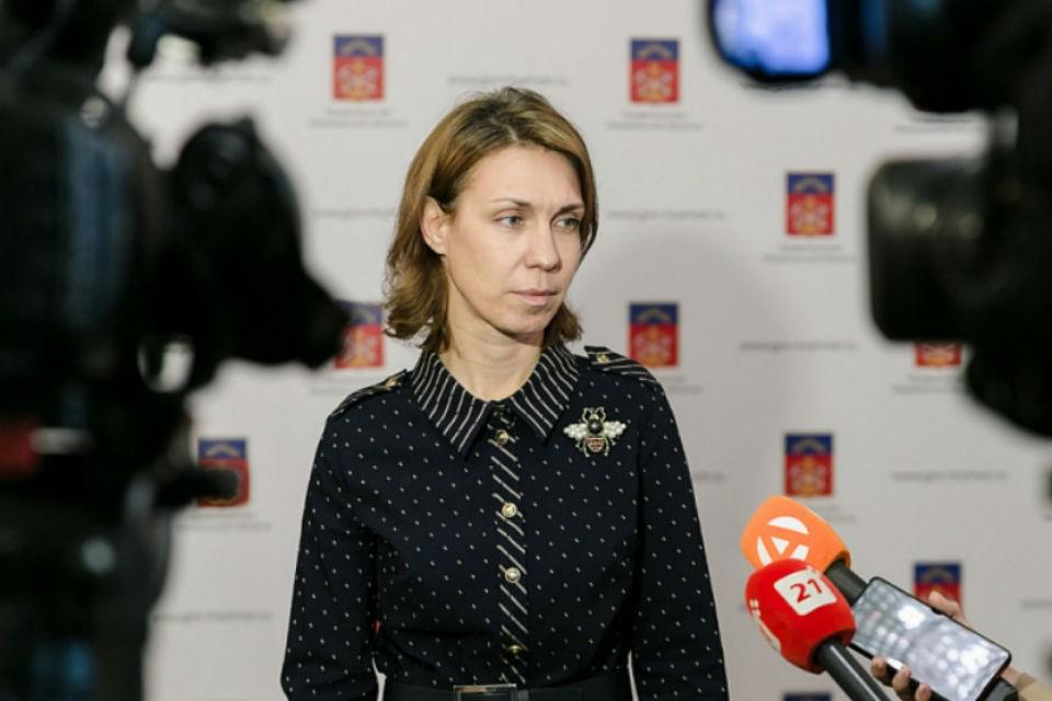 Новое министерство возглавит Татьяна Русскова. Фото: правительство Мурманской области
